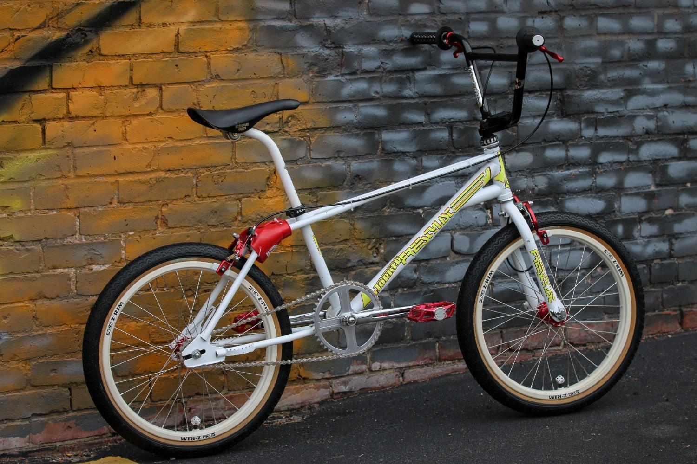 Robinson BMX RRR sticker Chrome 2 Inch