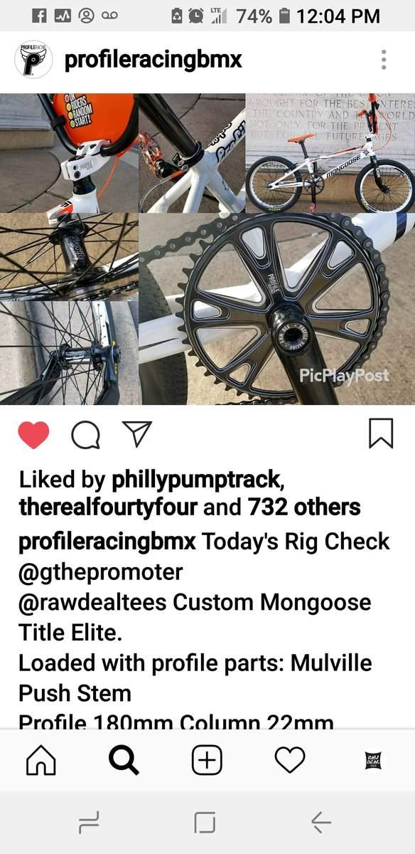 2019 Mongoose Title Elite Pro XXL La Revolution Cafe Team build