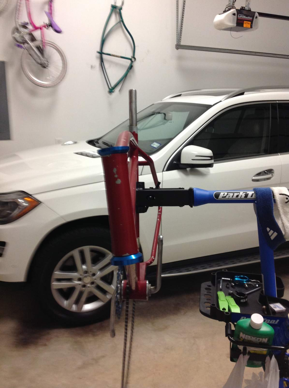 Built bike. Crashed bike. Bent frame. Help. - BMXmuseum.com Forums