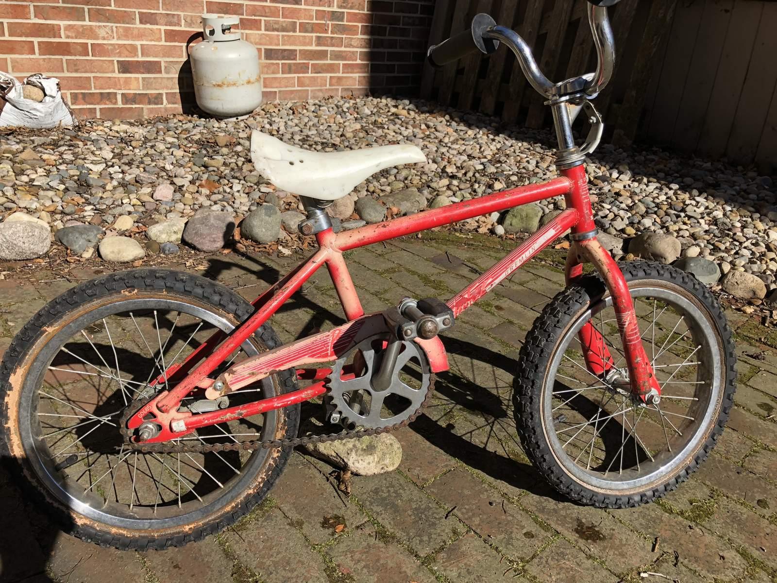 a0883643552 1985 Schwinn Gremlin Pit Bike - Survivor complete - price lowered ...