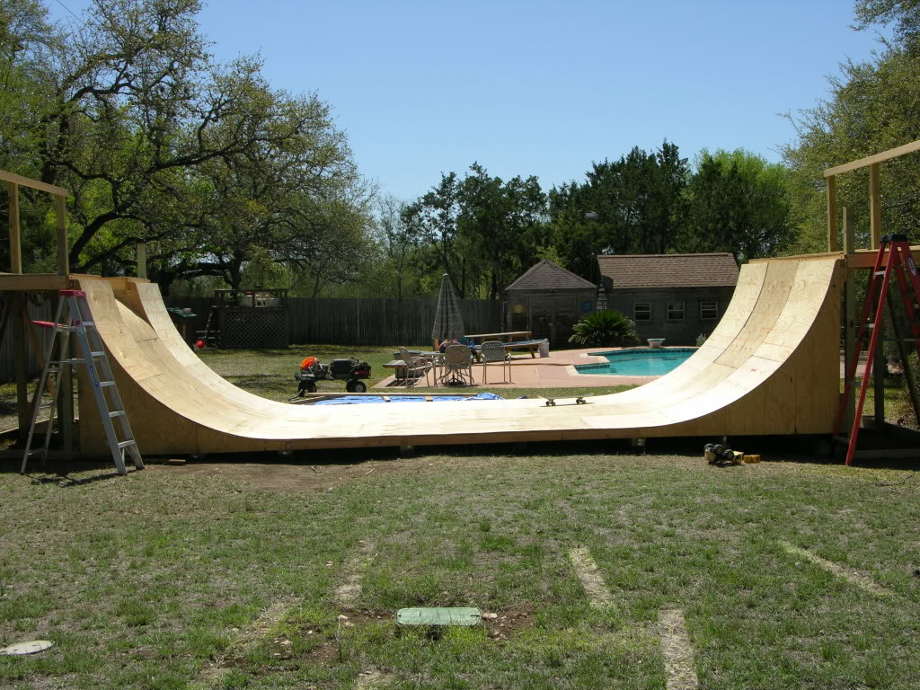 Backyard Bmx Ramps ramps, gates, half pipes, lets see what you built for bmx