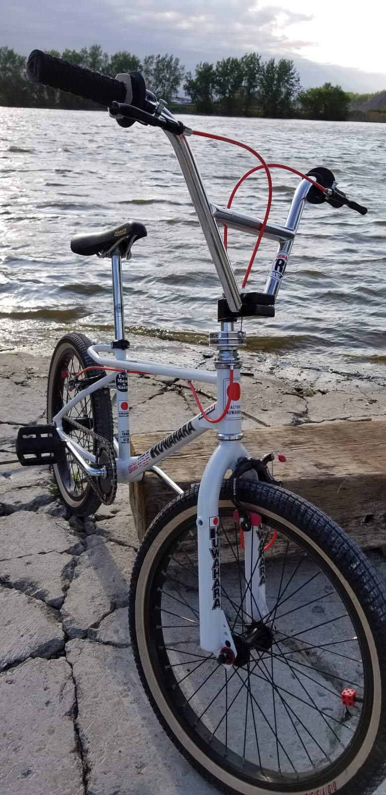 ODYSSEY BMX BIKE EVO 2.5 BICYCLE U-BRAKE KIT HOT PINK EVOLVER PRIMO SHADOW