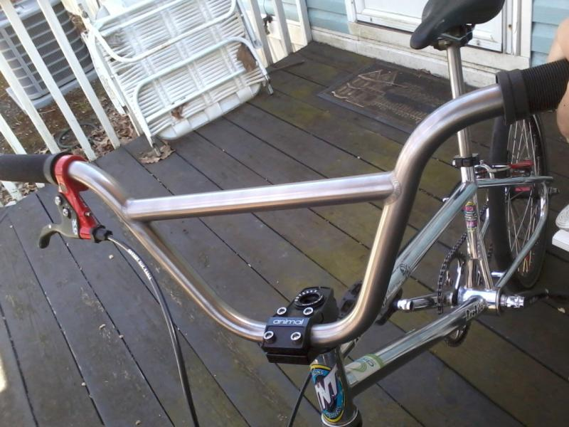 Everything Titanium- BMX FRAMES AND PARTS*** - BMXmuseum.com Forums