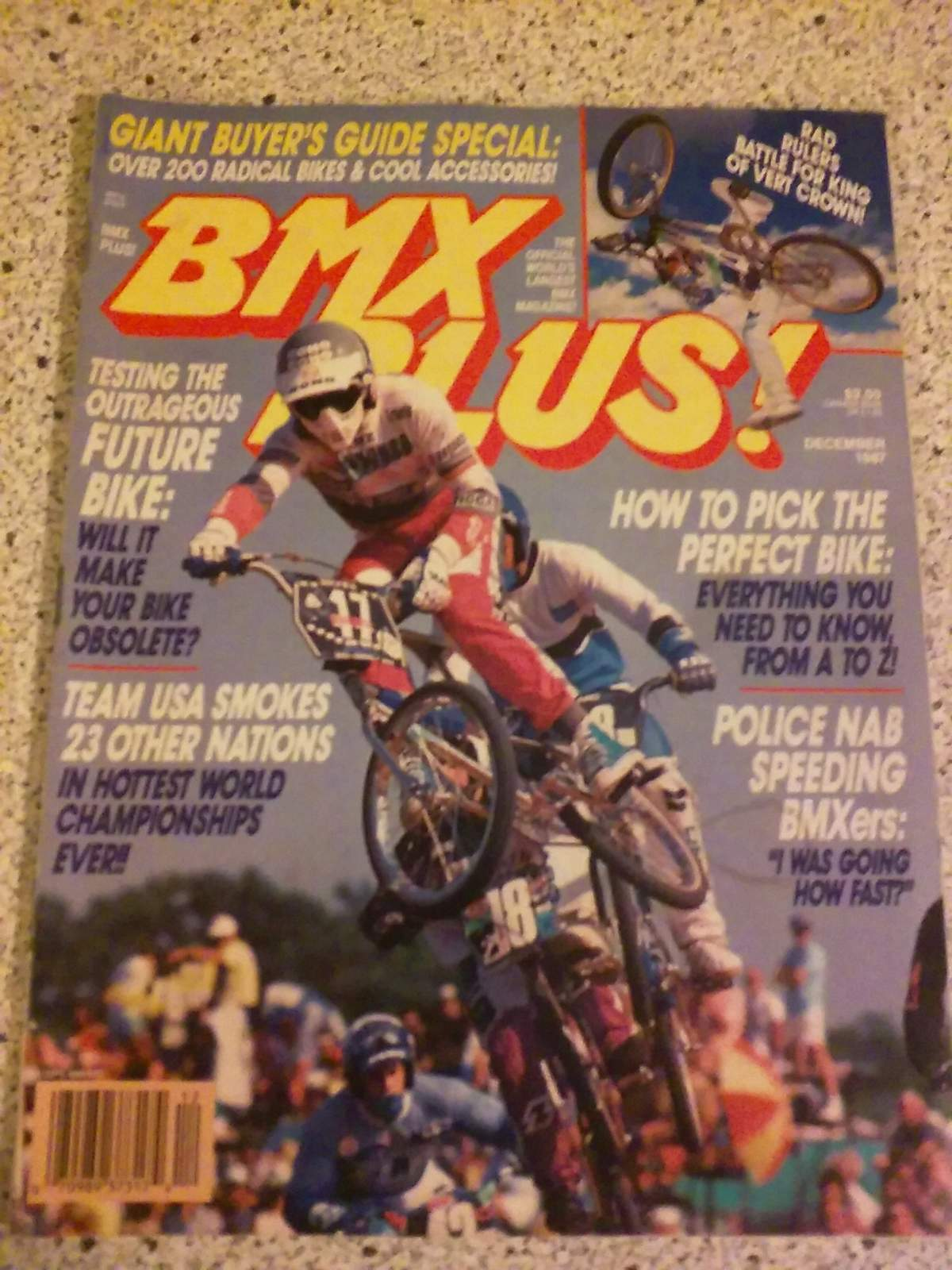 80s bmx and freestyle magazines buyers guides freestyle. Black Bedroom Furniture Sets. Home Design Ideas
