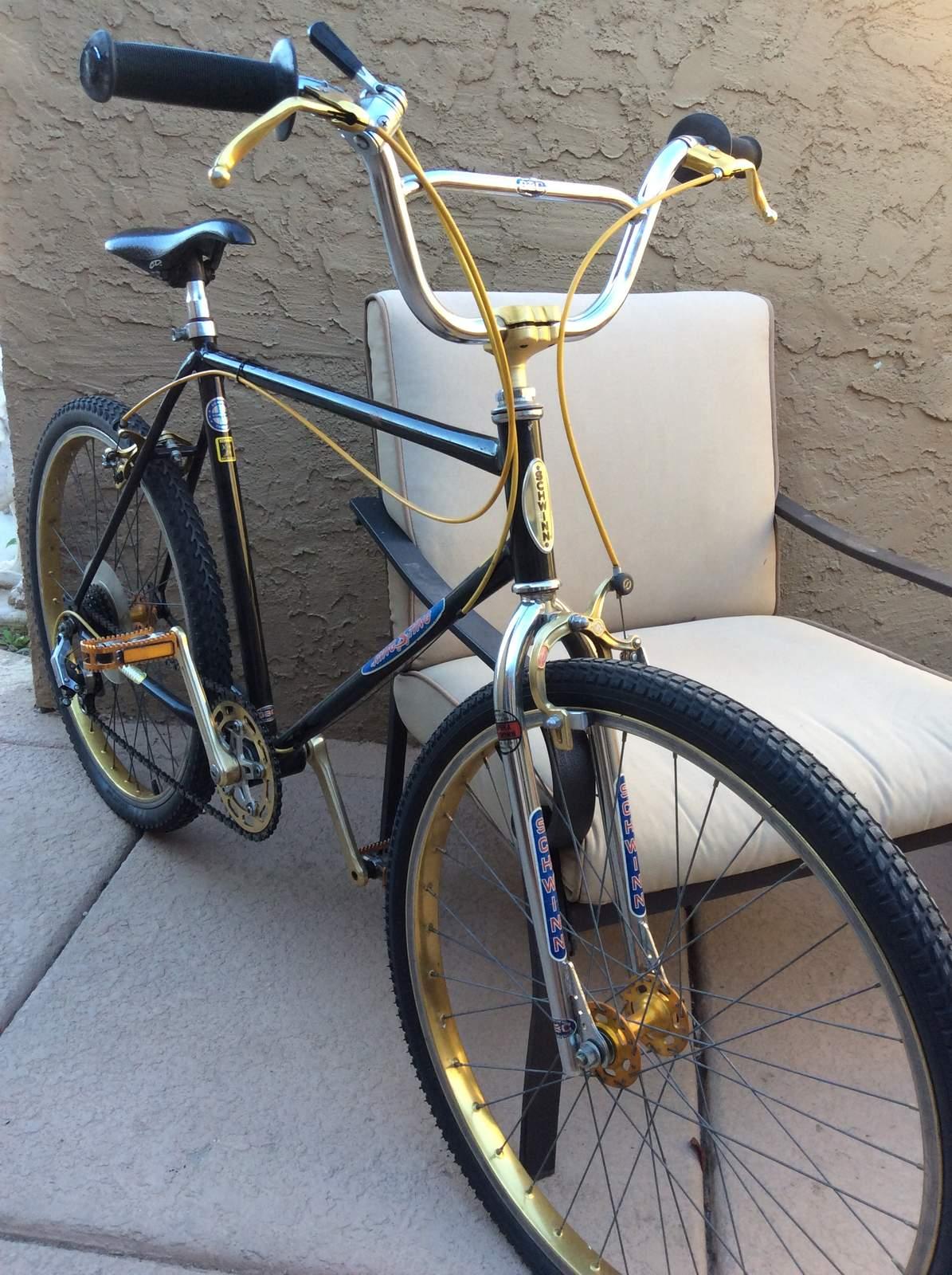 2 Seater Schwinn Bike Parts : Quot schwinn king sting all og bmxmuseum forums
