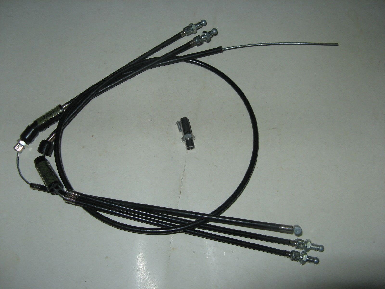"""Gyro style Cable Detangler system w// cables 1/"""" Threaded"""