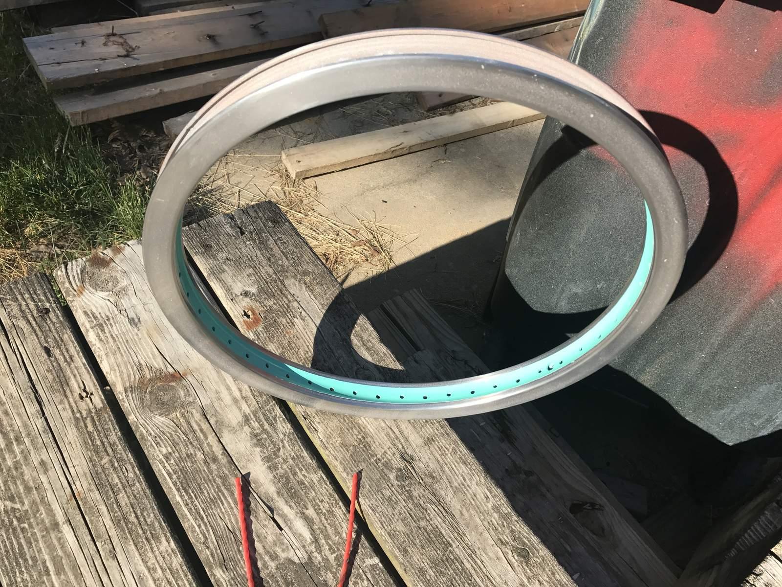 Removing chrome from aluminum - BMXmuseum com Forums